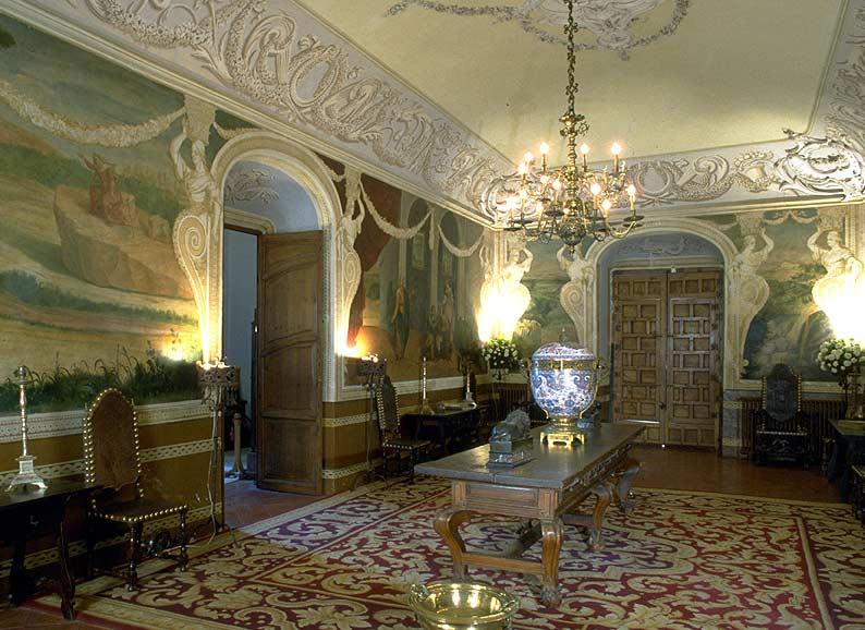 Дворцовый музей Виана (Palacio de Viana)