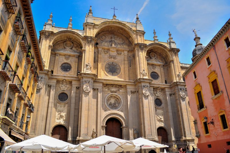 Кафедральный Собор Гранады - символ победы христианства в Испании