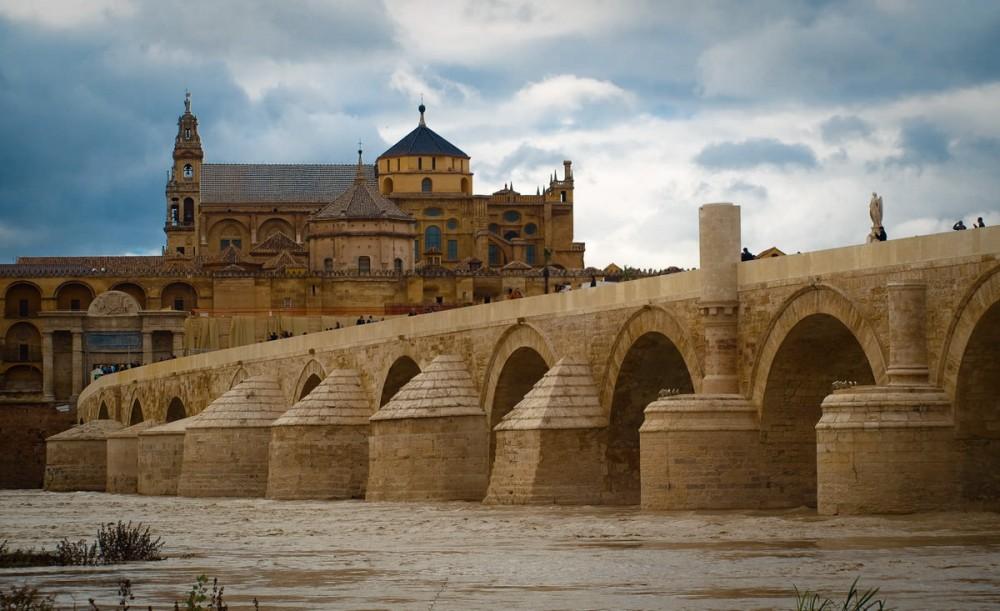 Римский мост (Puente romano de Córdoba)
