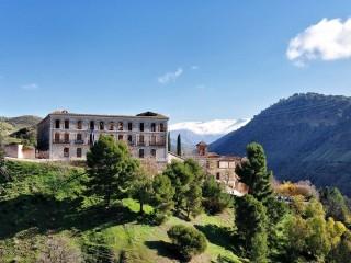 Аббатство Сакромонте — бенедиктинский монастырь на «Святой горе»