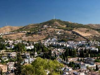 Сакрамонте — район Гранады