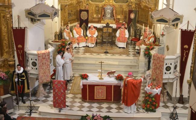 Аббатство Сакромонте (Abadía del Sacromonte)