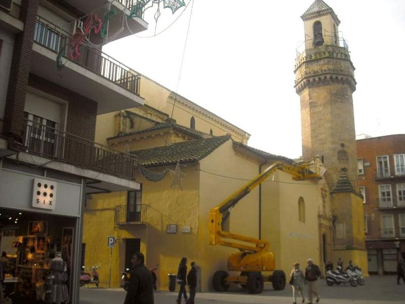 Церковь святого Николая в Городе (Iglesia de San Nicolás de la Villa)