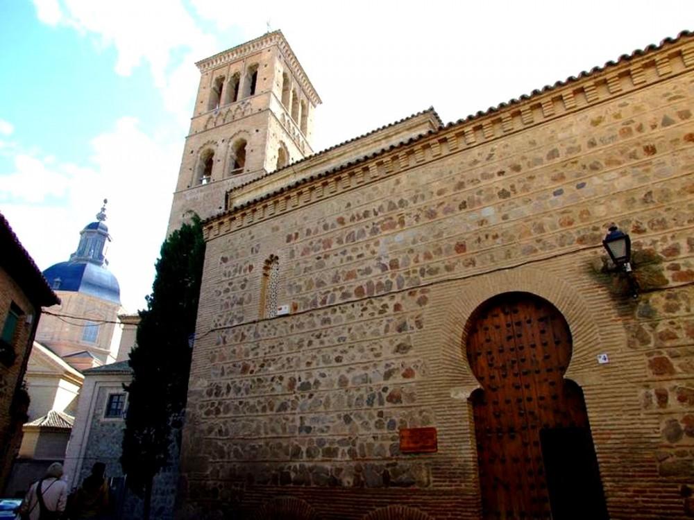 Церковь Сан-Роман (Iglesia de San Román)