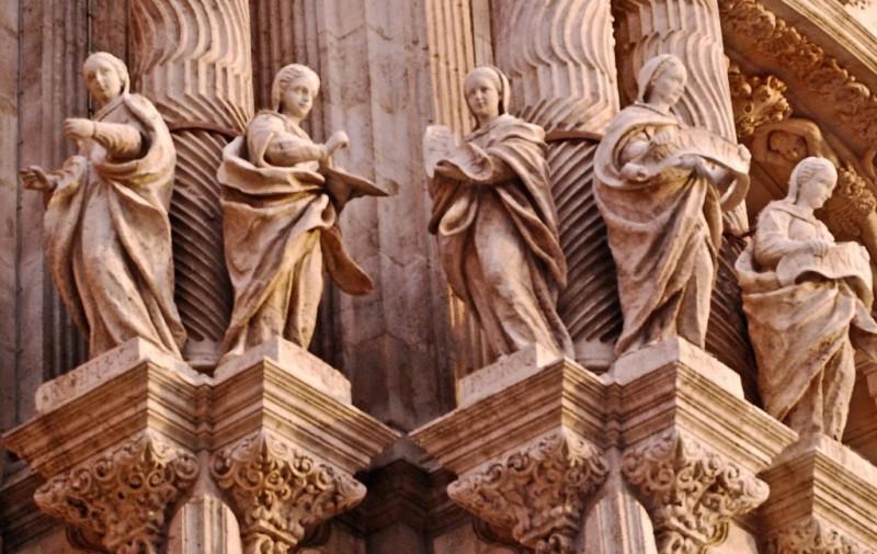 Скульптурное украшение