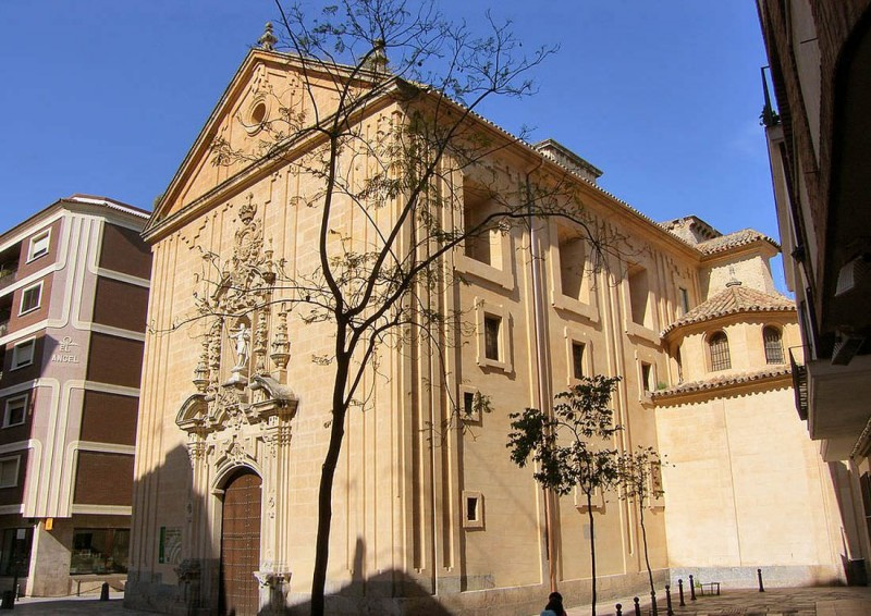 Королевская коллегиальная церковь святого Ипполита (Real Colegiata de San Hipólito)