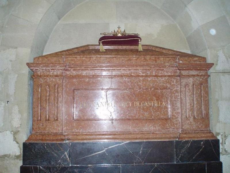 Гробница короля Фердинанда IV