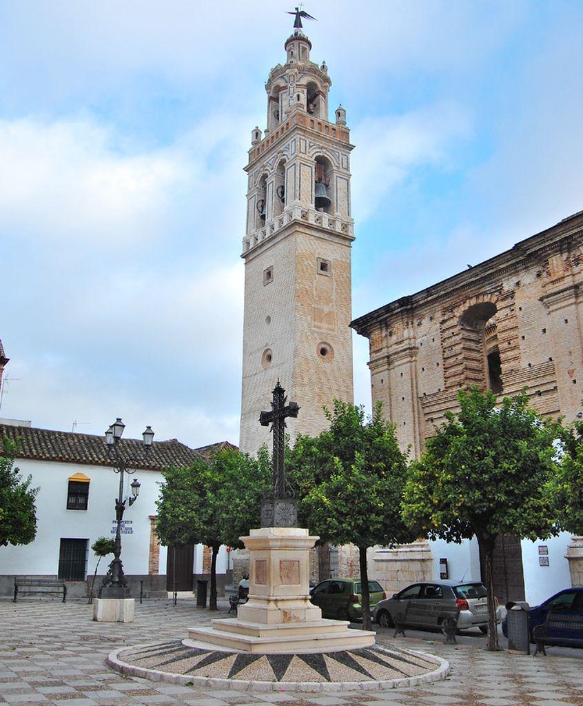 Площадь Santa Cruz