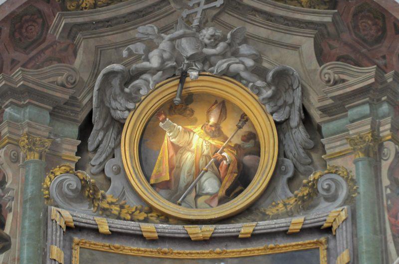 Церковь Сан Ильдефонсо 1
