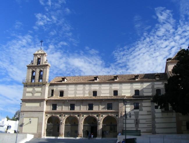 Святилище Богоматери Победы (Santuario de la Victoria)