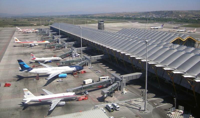Аэропорт Мадрид-Барахас имени Адольфо Суареса