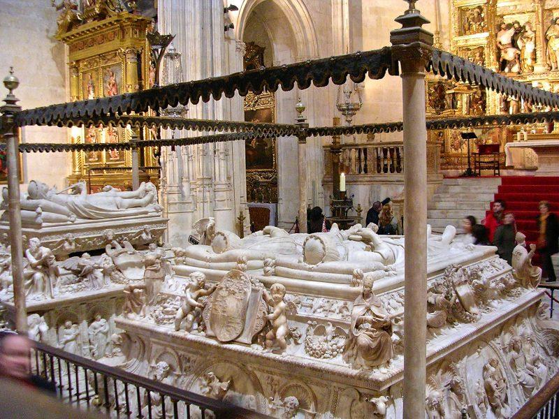 Надгробия Фернандо и Изабеллы