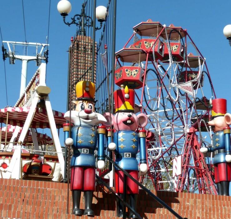 Парк аттракционов и развлечений Tivoli World
