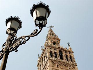Хиральда — колокольня Севильского Кафедрального собора