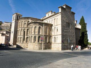 Церковь Сантьяго дель Аррабаль