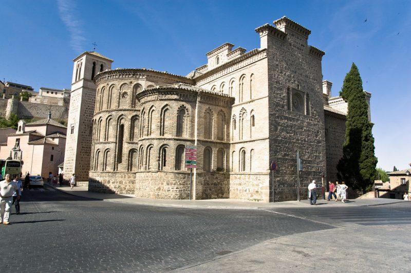 церковь Сантьяго дель Аррабаль (Iglesia de Santiago del Arrabal)