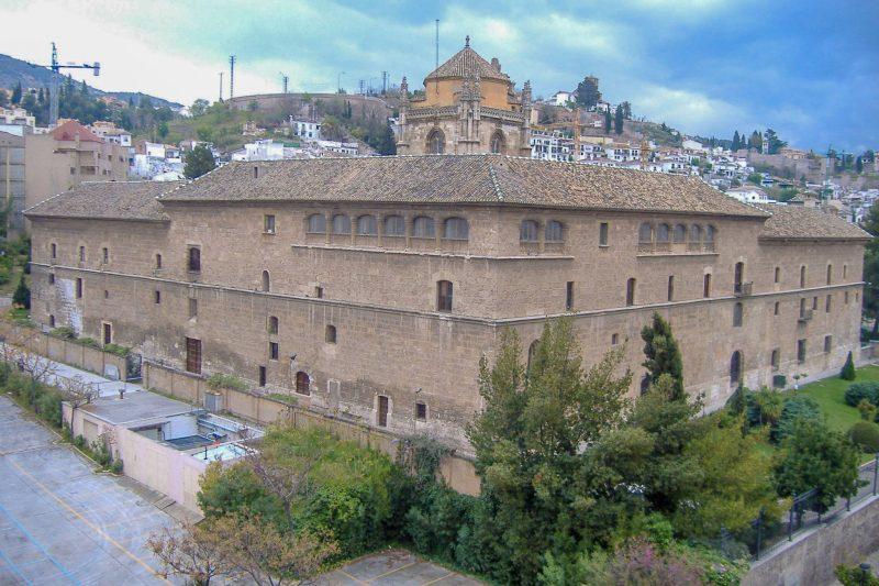 Университет Гранады - бывший Королевский госпиталь