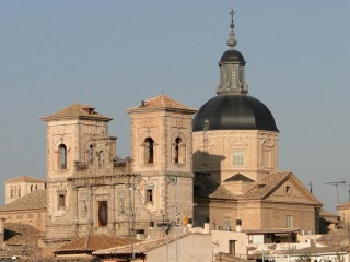 Церковь Сан Ильдефонсо