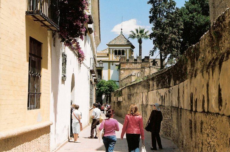 Район Санта-Крус (Barrio de Santa Cruz)