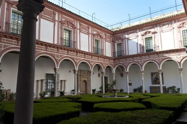 Музей изящных искусств Севильи (Museo de Bellas Artes de Sevilla)