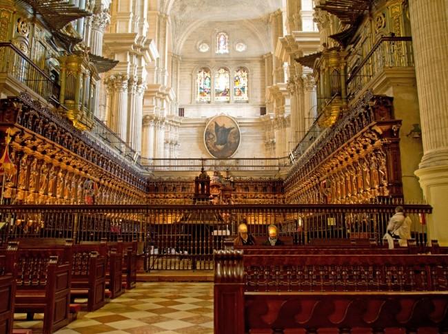 Кафедральный собор (Catedral de Málaga)
