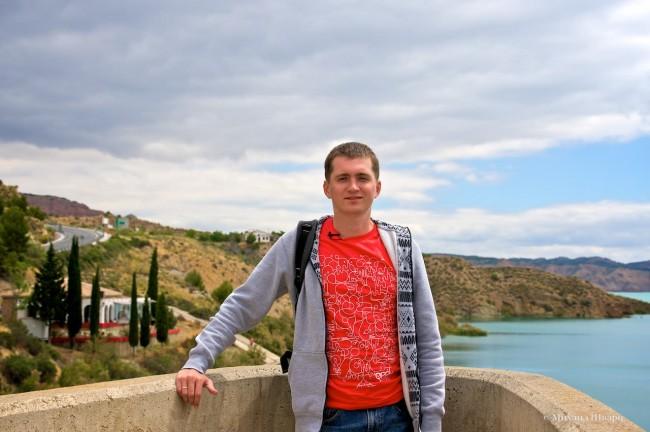 Водохранилище Негратин