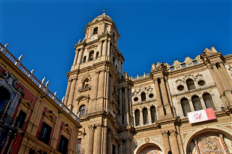 Еще одно название собора – Нуэстра Сеньора-де-ла-Энкарнасьон