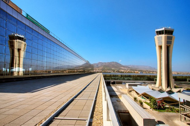 Аэропорт Малага — Коста-дель-Соль (Aeropuerto de Málaga-Costa del Sol)