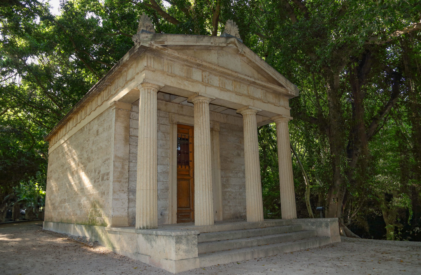 Храм, фото Paqui Palomo