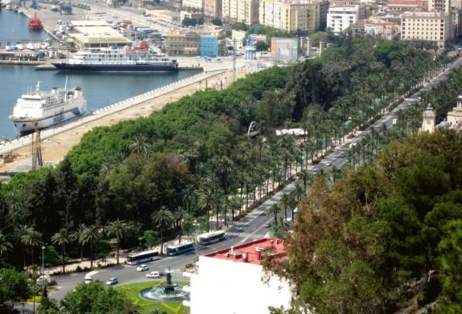 Парк Малаги (Parque Málaga)