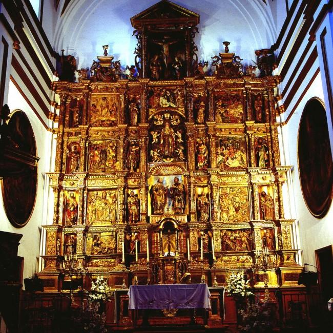 Церковь Саграрио (Iglesia del Sagrario)
