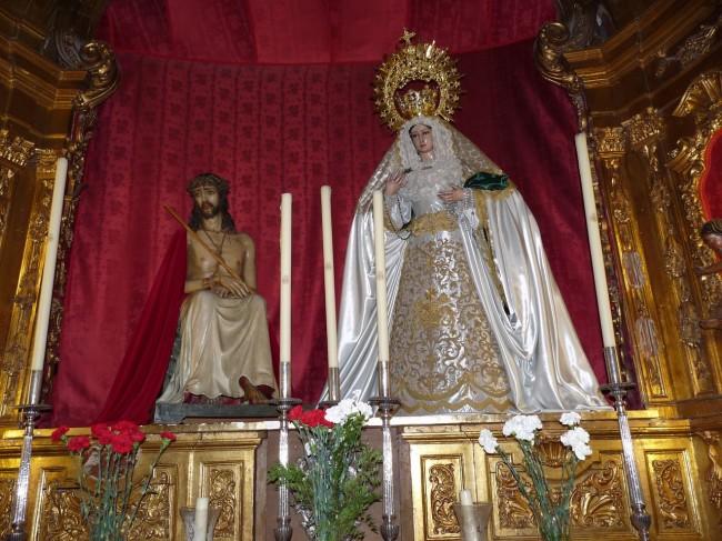 Церковь святого Христа-де-ла-Салюд (Iglesia del Santo Cristo de La Salud)