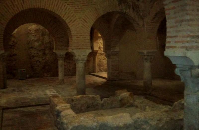 Арабские бани (Baños Árabes )