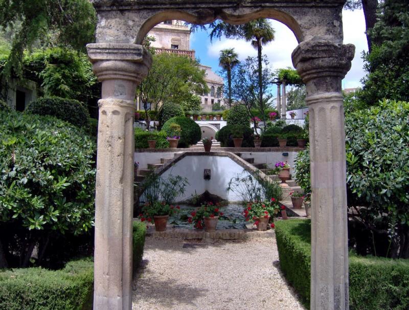 Многоярусный сад