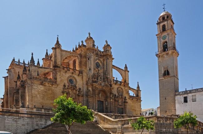 Кафедральный собор в Херес-де-ла-Фронтера (Catedral de Jerez de la Frontera)