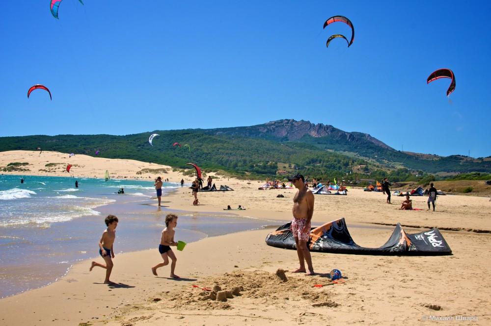 Чудесный пляж