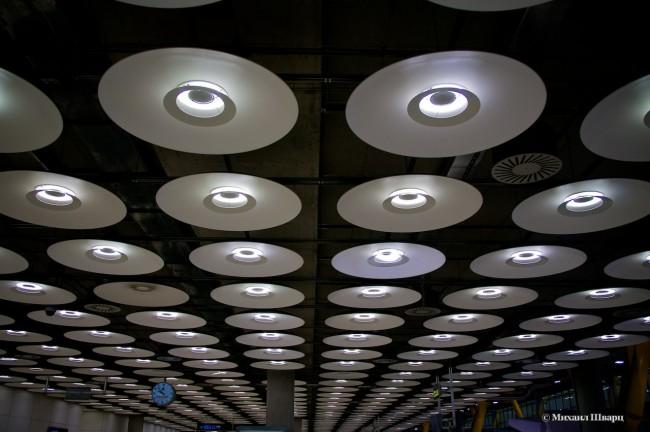 Минималистичный дизайн освещения