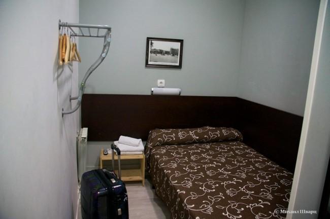 Комната отеля Hostel Oliver