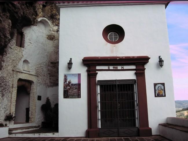 Церковь Девы Марии де ла Кабеса  (Ermita de la Virgen de la Cabeza)