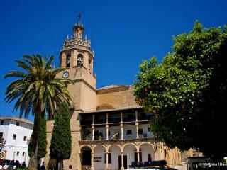 Санта Мария ла Майор – самая почитаемая церковь Ронды