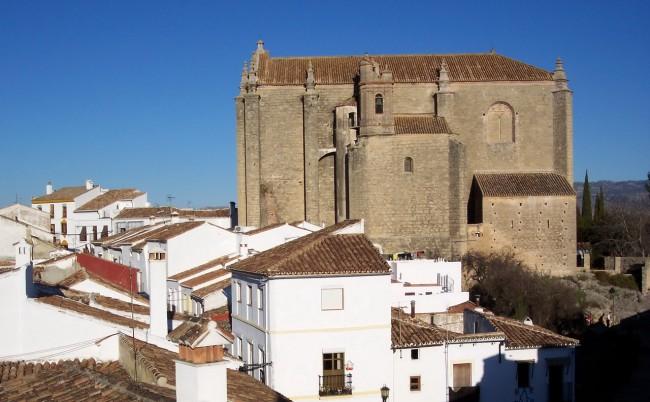 Церковь святого Духа (Iglesia del Espíritu Santo)