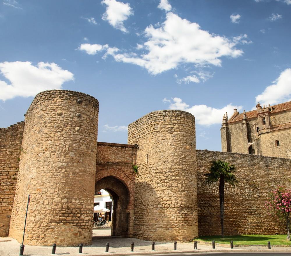 Ворота Альмокабар (Puerta de Almocábar)