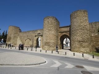 Мусульманские крепостные сооружения в Ронде