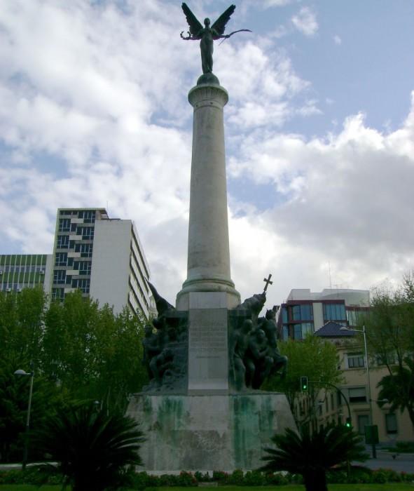 Памятник битвам (Monumento a la batallas de Jaén)