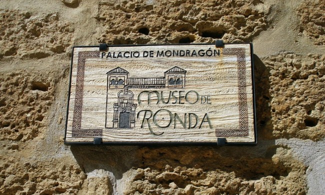Дворец Мондрагон (Palacio de Mondragón)