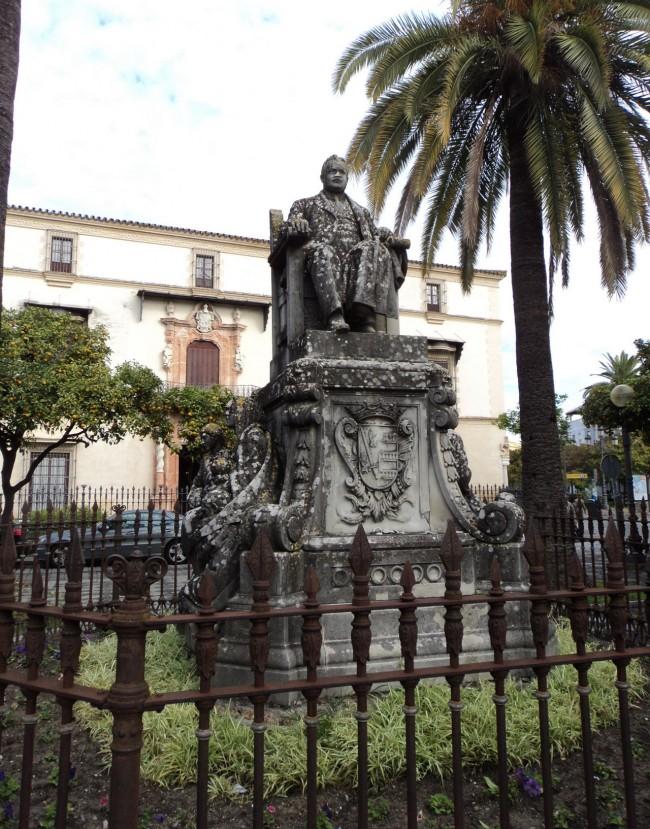 Дворец маркиза Монтаны (Palacio del Marqués de Montana)