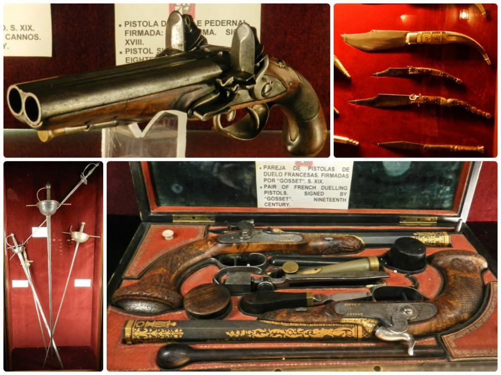 В Музее огнестрельного оружия