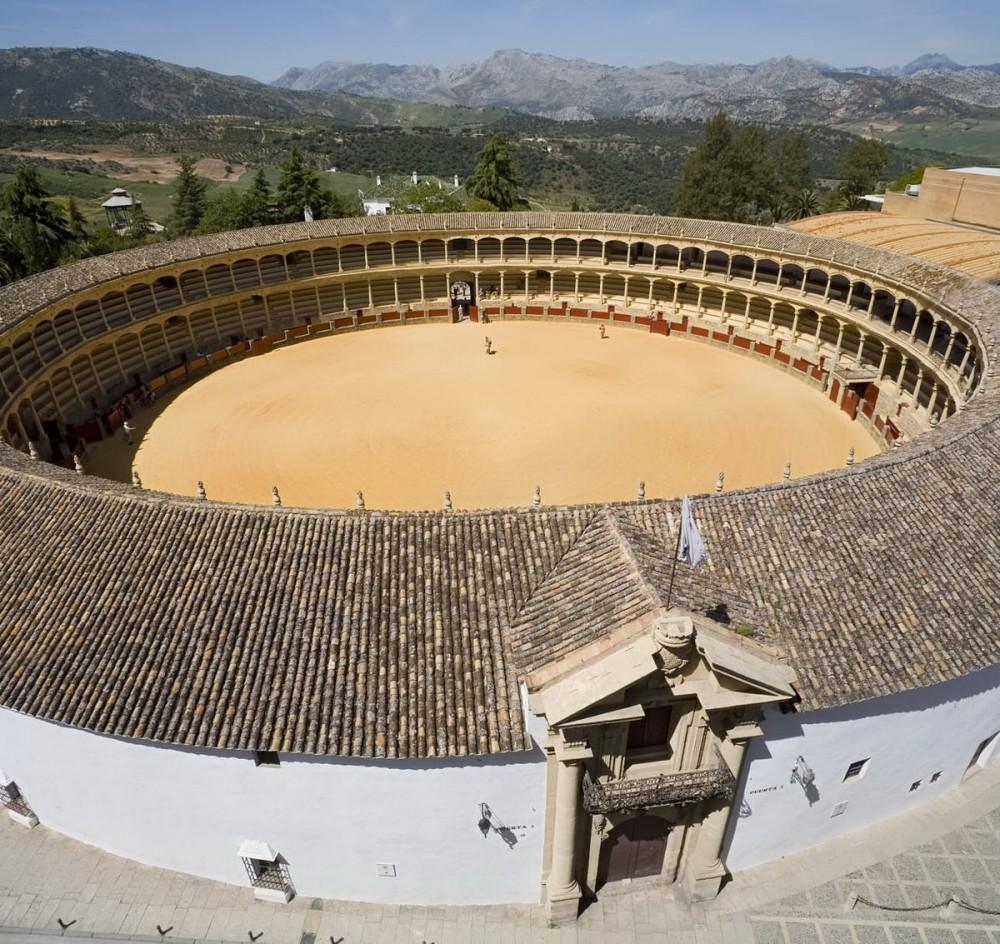 Арена для боя быков (Plaza de toros)