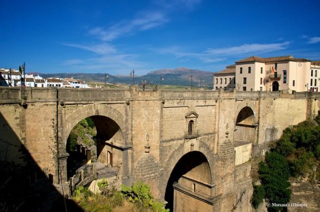 Новый мост  (Puente Nuevo)