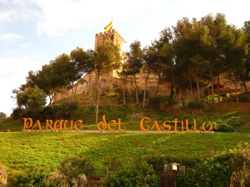 Замок Соайль (Castillo Sohail)